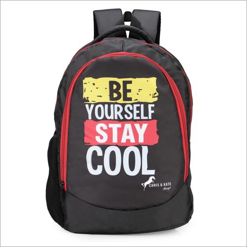 Designer Print School Bag