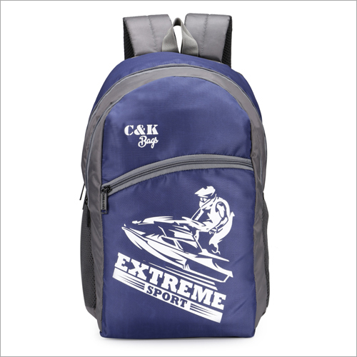 Polyester School Printed Bag