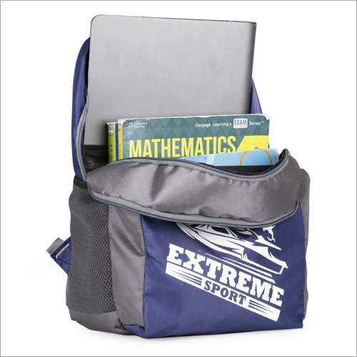 Polyester School Printed Bag