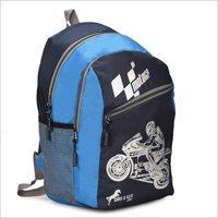 Side Pocket School Bag