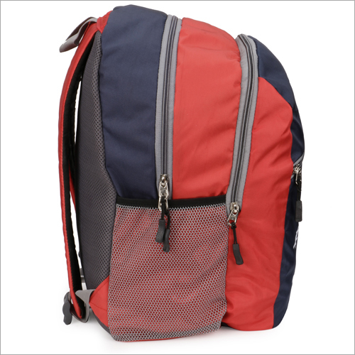 Multicolor Designer School Bag