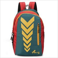 Stylish Polyester School Bag