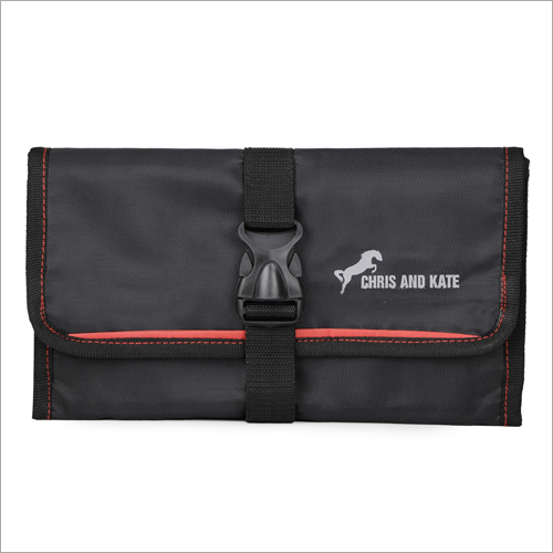 Stylish Travel Organizer Black Bag