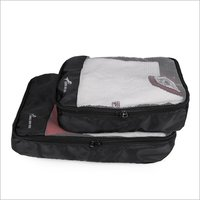 Travel Organizer Black Bag