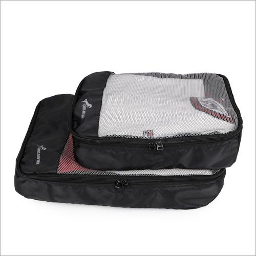 Travel Organizer Black Bag
