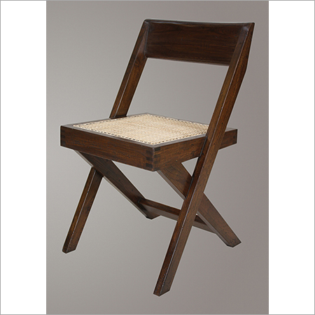 Pierre Jeanneret Library Chair Replica
