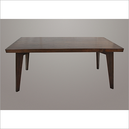 Pierre Jeanneret Dining Table Replica