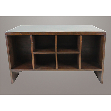 Pierre Jeanneret Pigeonhole Desk