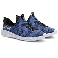Comfortable Blue Walking Shoes