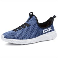 Comfortable Blue Walking Shoes