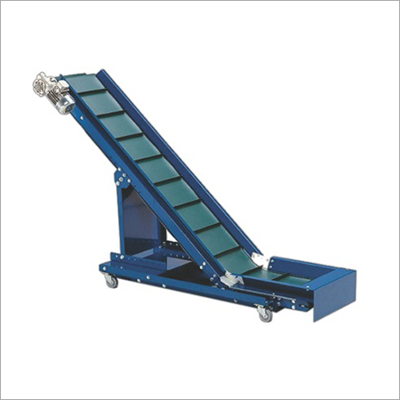 Inclined Belt Conveyor System