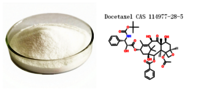 99% Docetaxel API, Docetaxel Trihydrate, Docetaxel Anhydrous CAS 114977-28-5