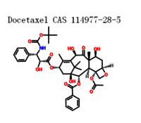 99% Docetaxel API, Docetaxel Trihydrate, Docetaxel Anhydrous CAS 114977-28-5