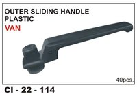 Outer Sliding  Handle  Plastic  Van