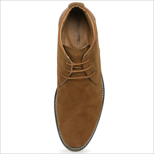 Mens Camel Casual Shoes