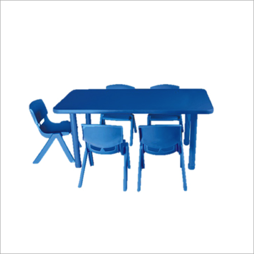 Play School Table And Chair
