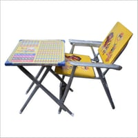 Tape Frame Table And Chair Set