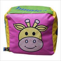 Square Bean Bag