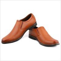 Mens Tan Formal Shoes
