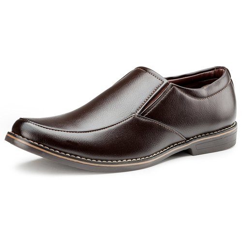 Brown Formal Shoes Slip On shoes
