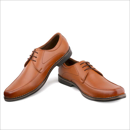 Mens Formal Derby Lace Up Dress Shoes
