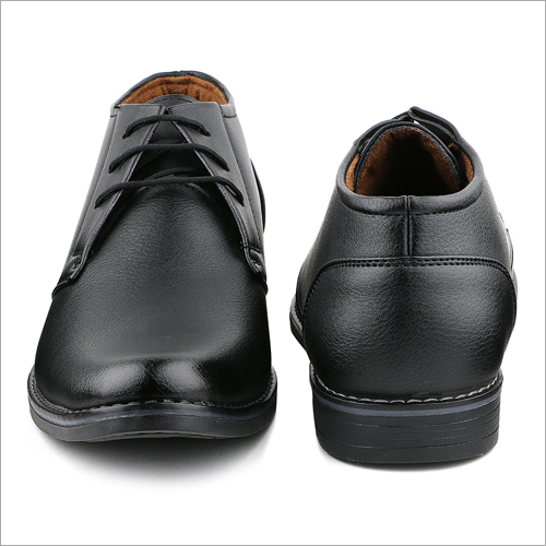 Mens Formal Lace Up Ankle Shoes