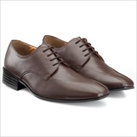 Office Brown Formal Shoes