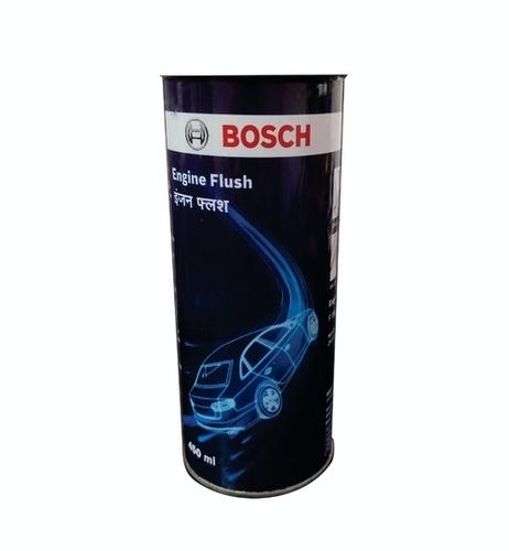 Engine Flush Container