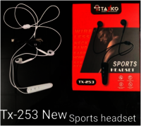 TX-253 (NEW ) WIRELESS STEREO HEADSET