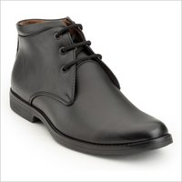Office Black Formal Boots