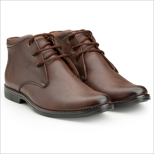 Office Brown Formal Boots