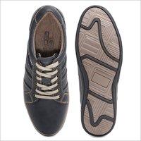 Mens Black Sneakers Shoes