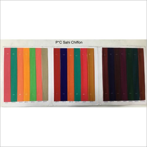 PC Sahi Chiffon Fabric