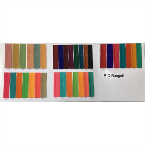PC Rangoli Fabric