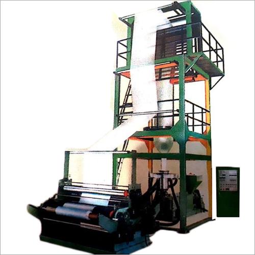 LDPE-LLDPE Blown Film Plant