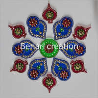 Home Decor Acrylic Rangoli