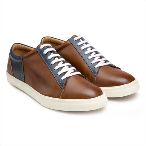 Mens Brown Sneakers Shoes