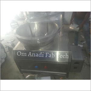 Gulab Jamun Fryer Machine