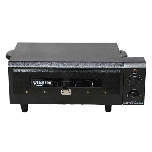 Timer Electric Tandoor