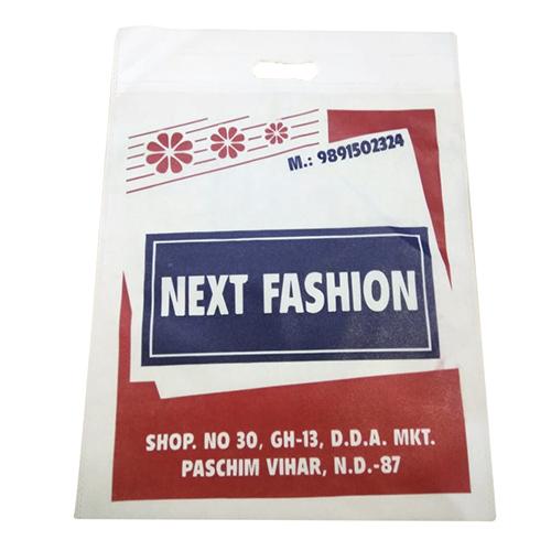 Printed D Cut Bag