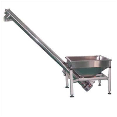 SS Screw conveyor Machine