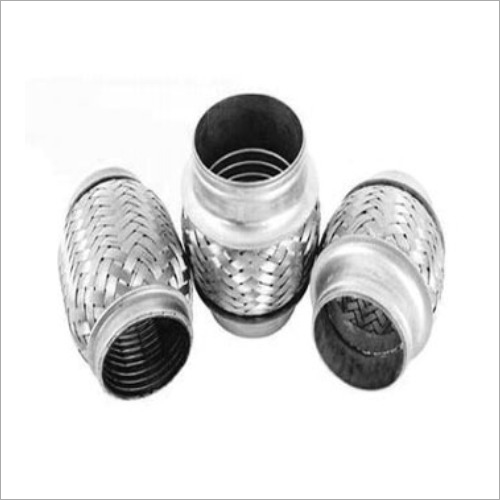 Interlock Type Exhaust Flex Pipe
