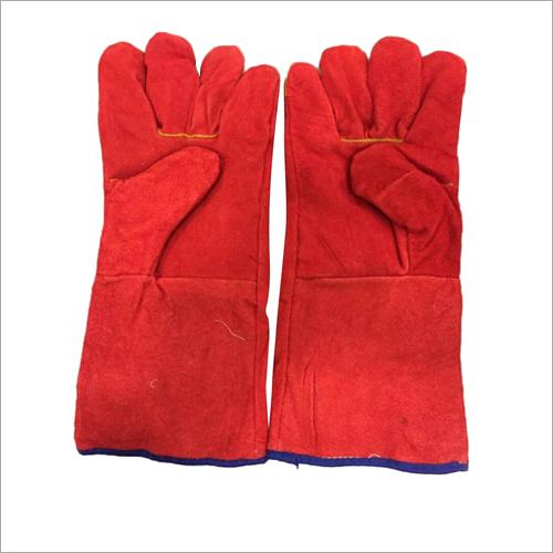 Winter Leather Hand Gloves