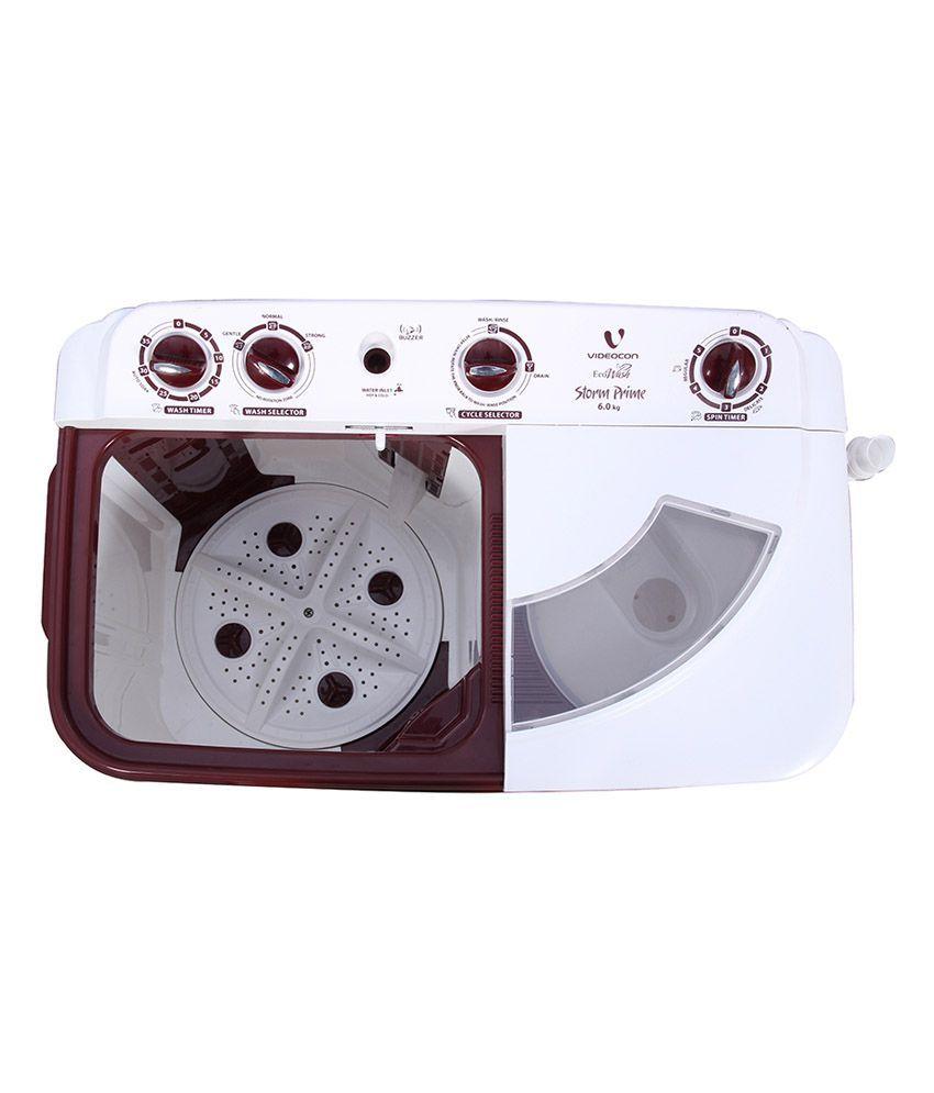 6 Kg Videocon Semi Automatic Top Load Washing Machine