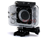 SPYEYES- WATERPROOF SPORTS CAMERA HD