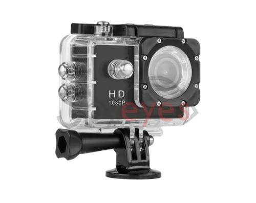 SPYEYES - Waterproof Sports Camera HD