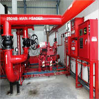 Fire Fighting Hydrant System
