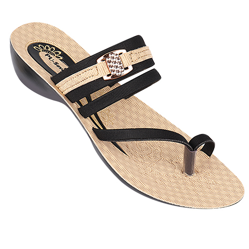 Ladies PU Slipper & Sandals