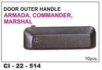 Door Outer Handle  Armada , Commander, Marshal, L