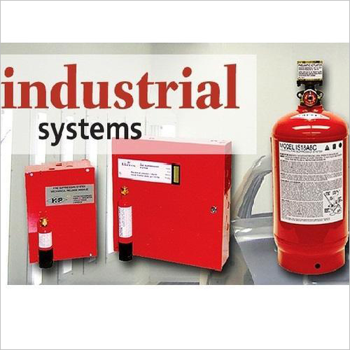 Gas Detection & Suppression System